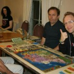 Power Grid -  Andre, Nick, Steve and Esther